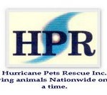 Hurricane Pets Rescue