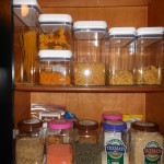 AFTER Photo of pasta/grain cabinet